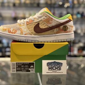 Nike SB Dunk Low Street Hawker Size 9