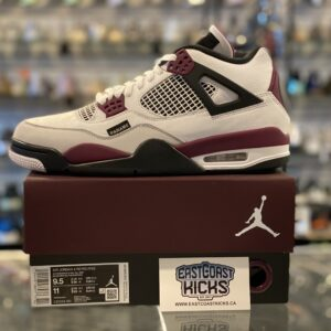 Jordan 4 PSG Size 9.5