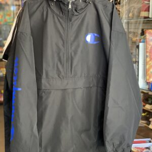 Champion Pullover Jacket Black Size XXL