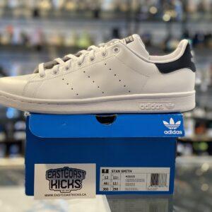 Adidas Stan Smith White / Navy Size 12