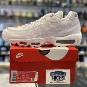 Nike Air Max 95 White / Platinum Size 12