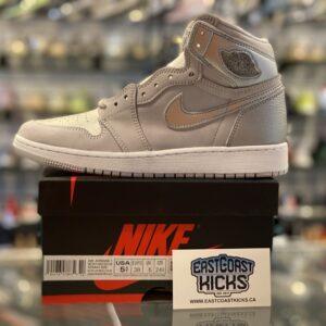 Jordan 1 High Japan Neutral Grey Size 5.5Y