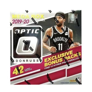 2019/20 Panini Optic Donruss Mega Box (42 Cards)