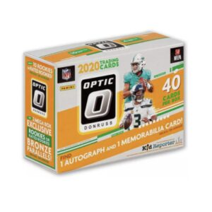 2020/21 Panini Optic Donruss Mega Box (40 Cards)