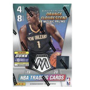 2019/20 Panini Mosaic Blaster Box (32 Cards)