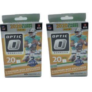 2020/21 Panini Optic Donruss Hanger Box (20 Cards)