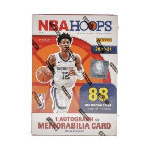 2020/21 Panini Hoops Blaster Box (88 Cards)