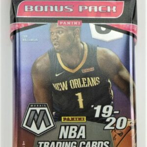 2019/20 Panini Mosaic Cello Pack (15 Cards)