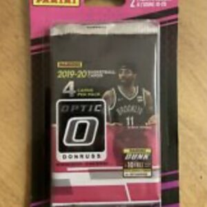 2019/20 Panini Mosaic Blister Pack (9 Cards) (1 OG + 1 Hyper Pink Pack)