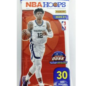 2020/21 Panini NBA Hoops Value Pack (30 Cards)