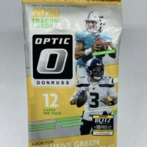 2020/21 Panini Optic Donruss Value Pack (12 Cards)