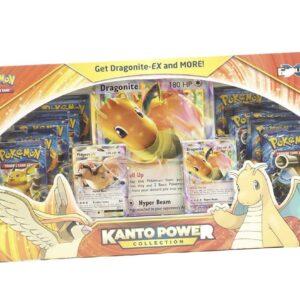 """Pokemon Kanto Power Collection """"Dragonite"""""""