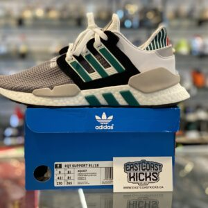 Adidas EQT Support 91/18 Green Size 9