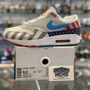 Preowned Nike Air Max 1 Parra Size 8.5