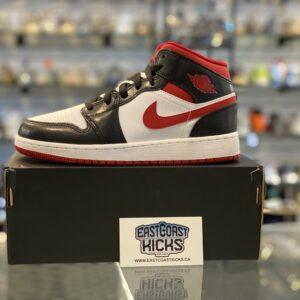 Jordan 1 Mid Gym Red Size 7Y