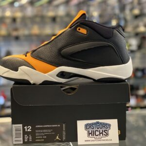 Jordan Quick 23 Black Orange Size 12