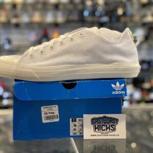 Adidas Nizza Triple White Size 13