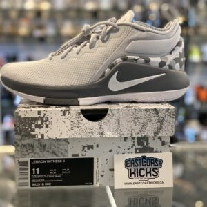 Nike LeBron Witness 2 Platinum Size 11