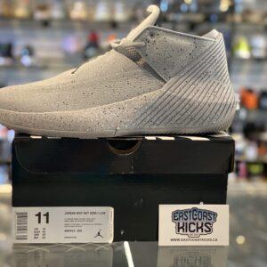 Jordan Why Not Zero.1 Low Grey Size 11